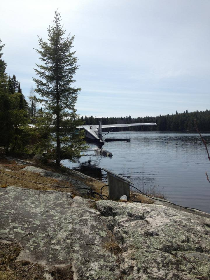 Kashabowie Outposts Loganberry Lake Outpost