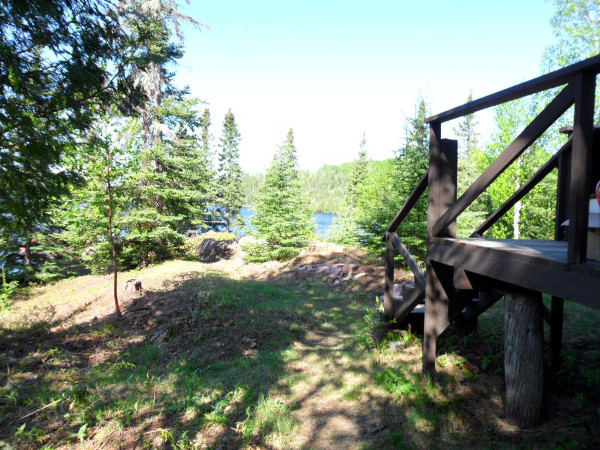 Kashabowie Outposts McGinnis Lake Outpost