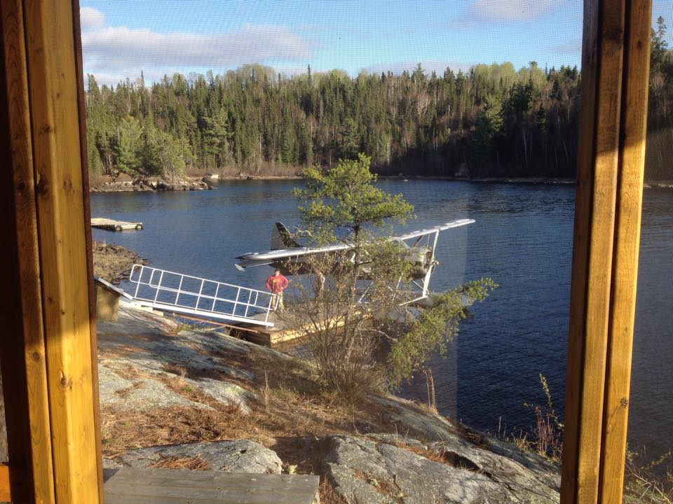 Kashabowie Outposts Mosher Lake Outpost