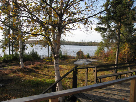 Kashabowie Outposts Mountairy Lake Outpost