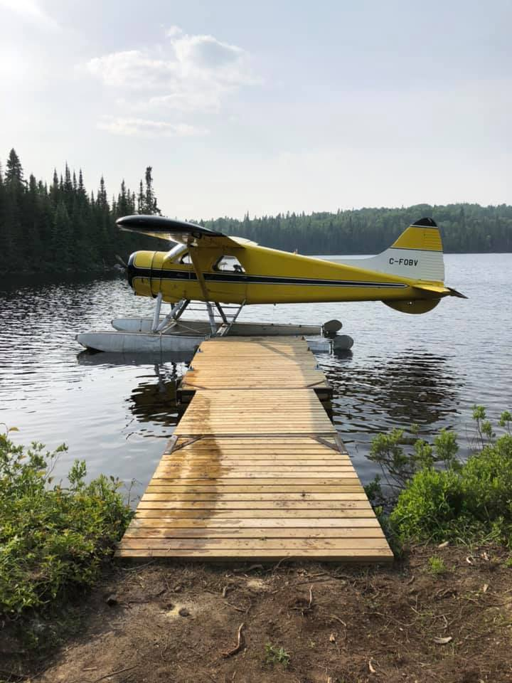 Kashabowie Outposts Piche Lake Outpost