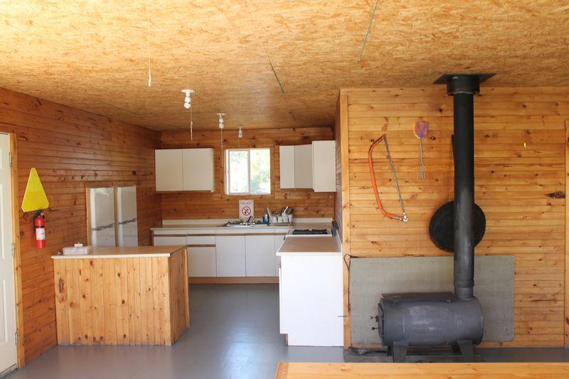 Kashabowie Outposts Wapikaimaski Lake Outpost