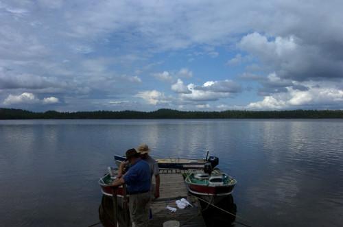Lakeland Airways Aston Lake Outpost