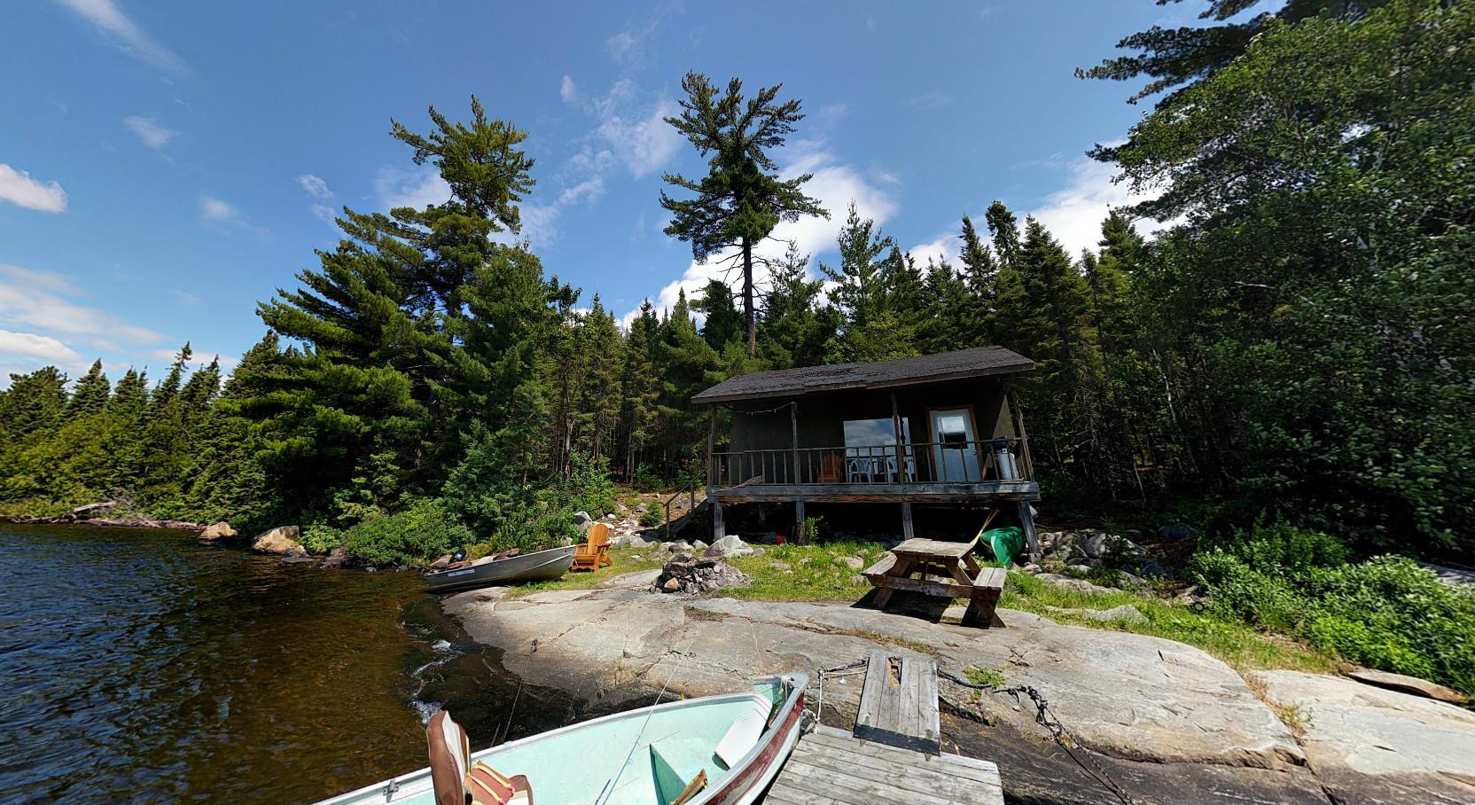 Lakeland Airways Chris Willis Lake Outpost