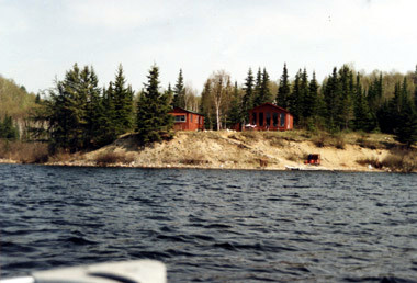 Lauzon Aviation Elbow Lake Outpost