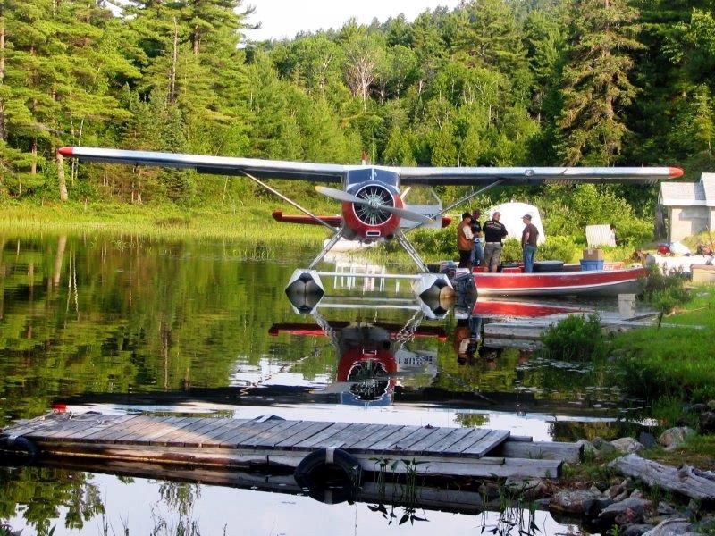 Lauzon Aviation Hastie Lake Outpost