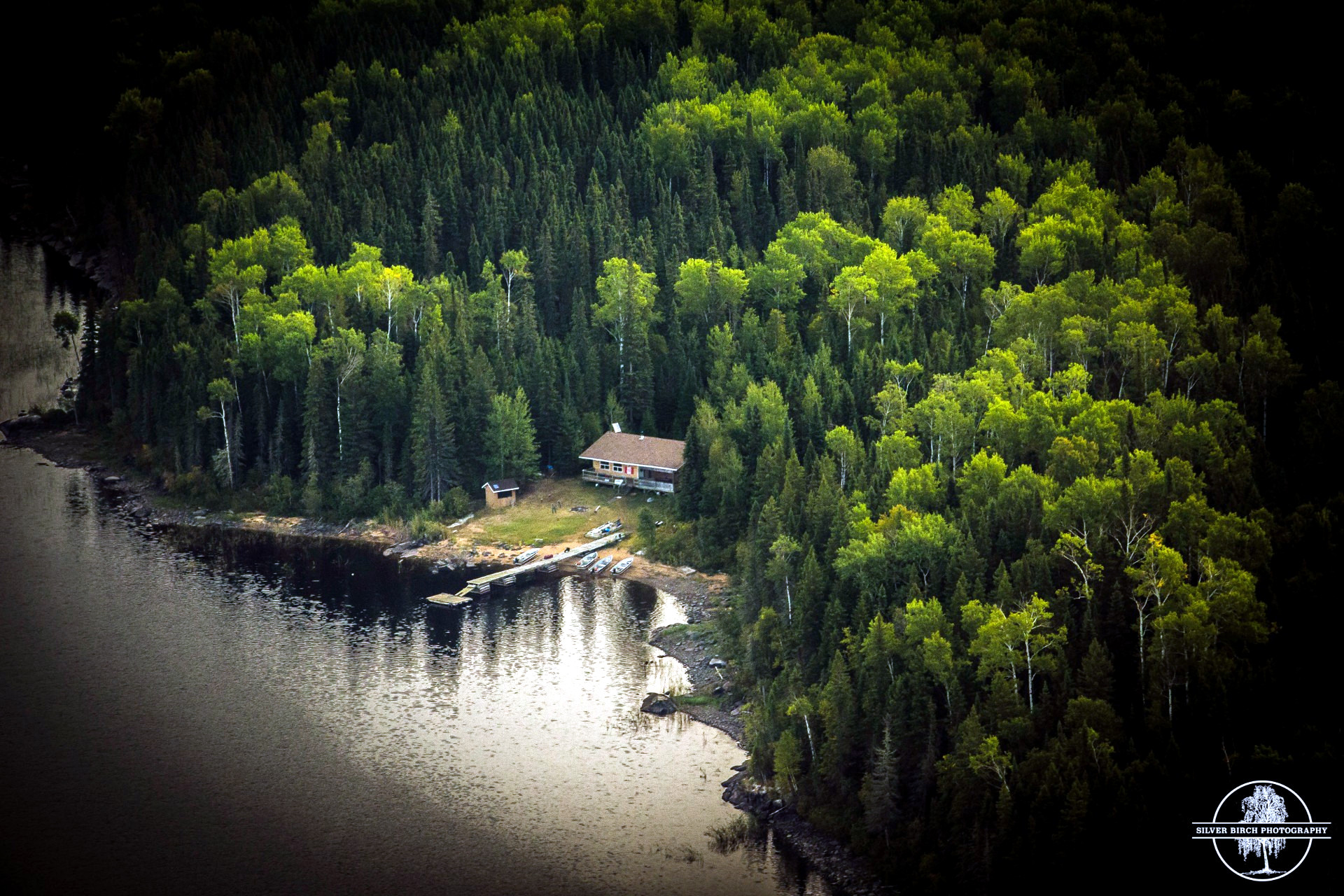 Knobby's Fly-In Lodge and Outposts Kezik Lake Lemon Island Outpost