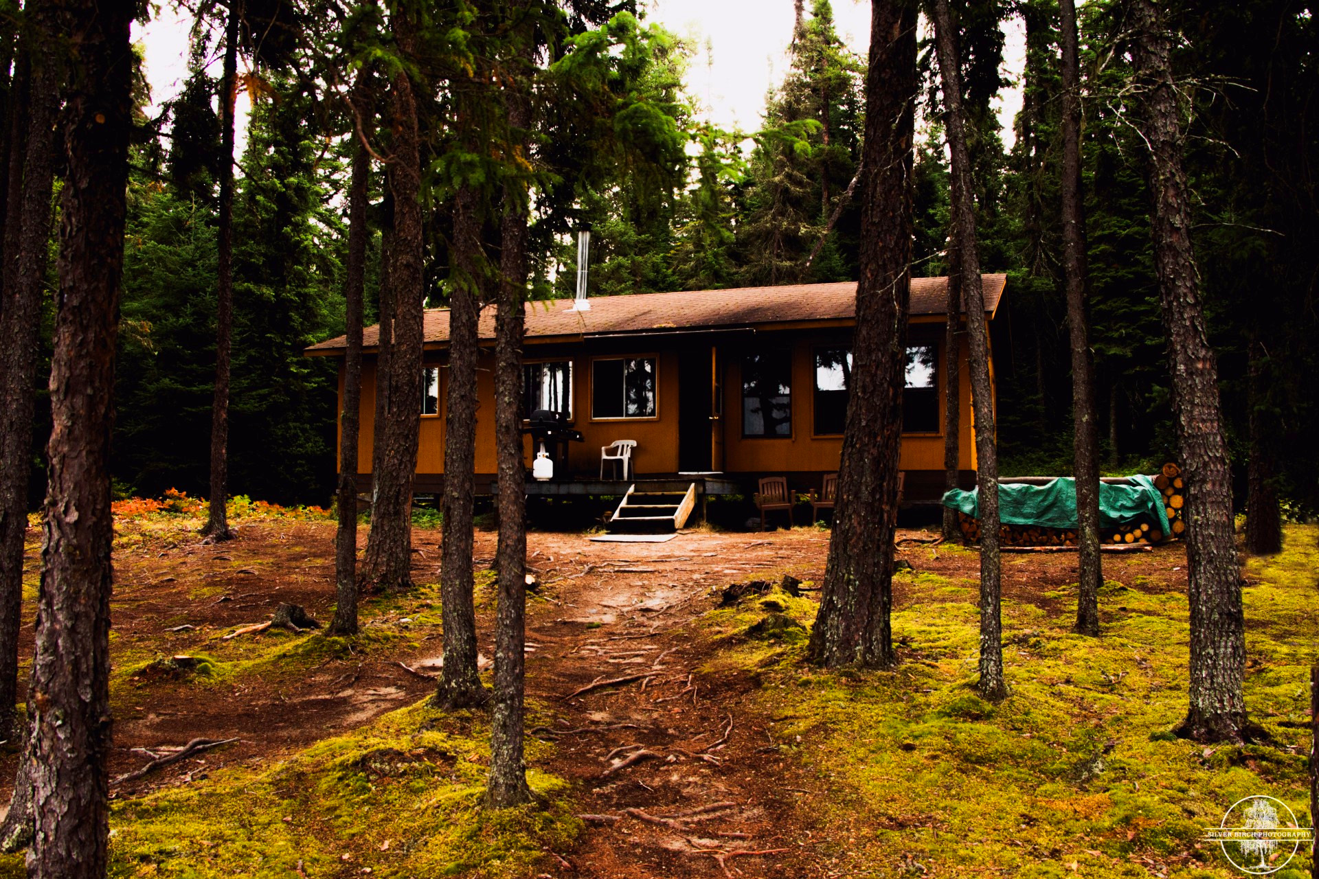 Knobby's Fly-In Lodge and Outposts Kezik Lake North Outpost