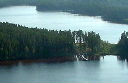 Medicine Stone Resort & Outposts Kittyhawk Lake Outpost