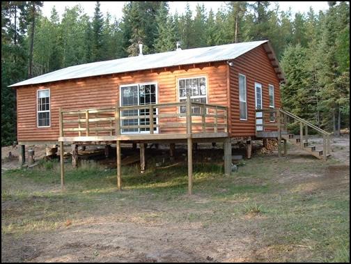 Latreille Lake Lodge