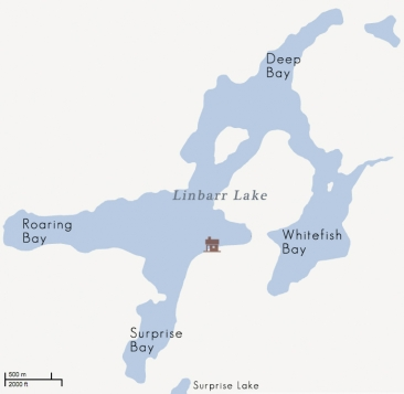 Linbarr Lake Adventures Linbarr Lake Outpost