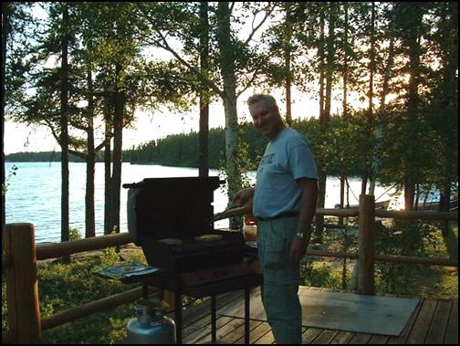 Latreille Lake Lodge Margaret Lake Outpost