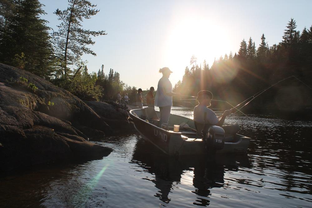 Mother Rapids Fish Camp
