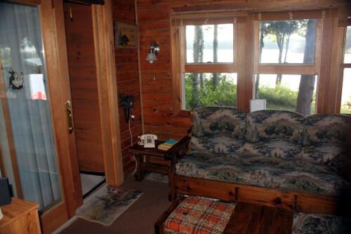 Lessard Outdoors Otukamamoan (Trout) Lake Outpost