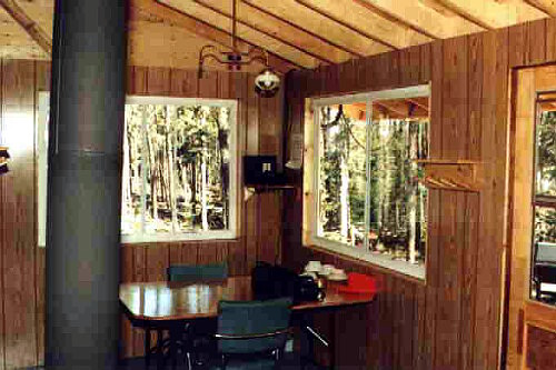 Loon Haunt Outposts Poirier Lake Outpost