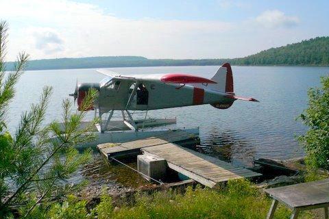 Lauzon Aviation Robb Lake Outpost