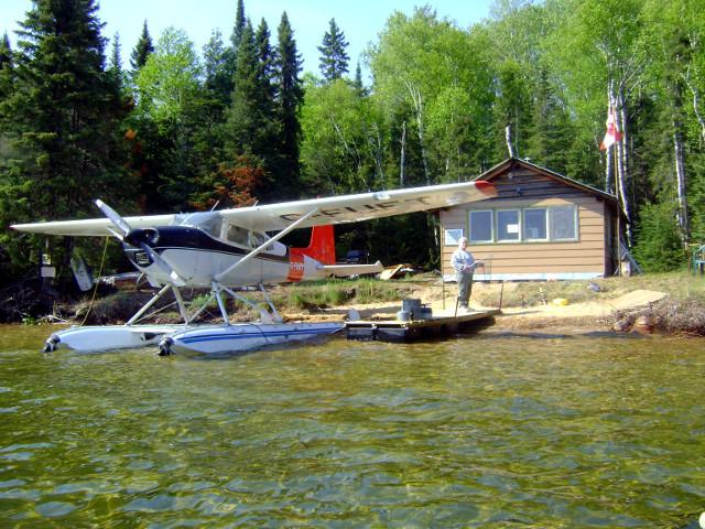 Lauzon Aviation Star Lake Outpost