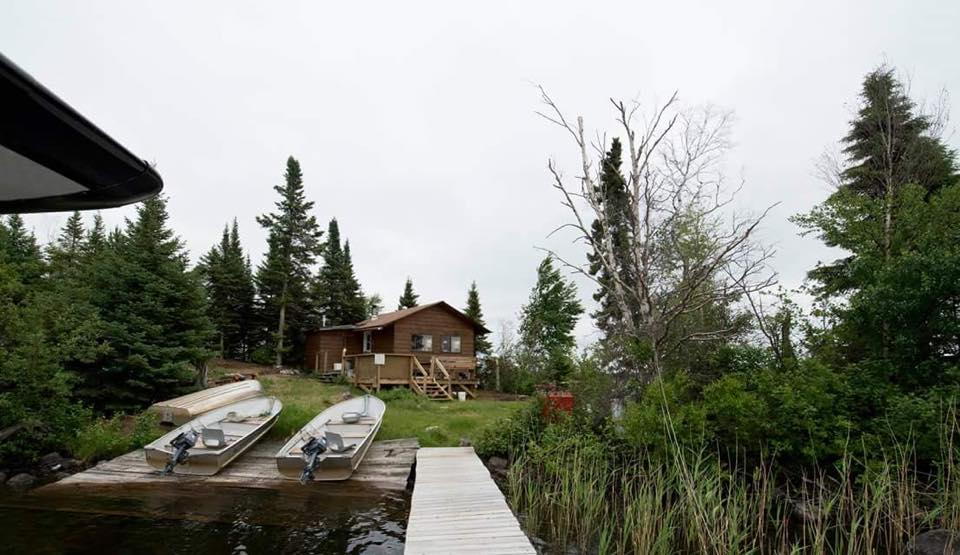 Loon Haunt Outposts Unnamed Lake Outpost