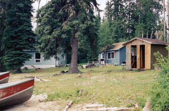 O'Sullivan Lake Outfitters Abamasagi Lake Outpost