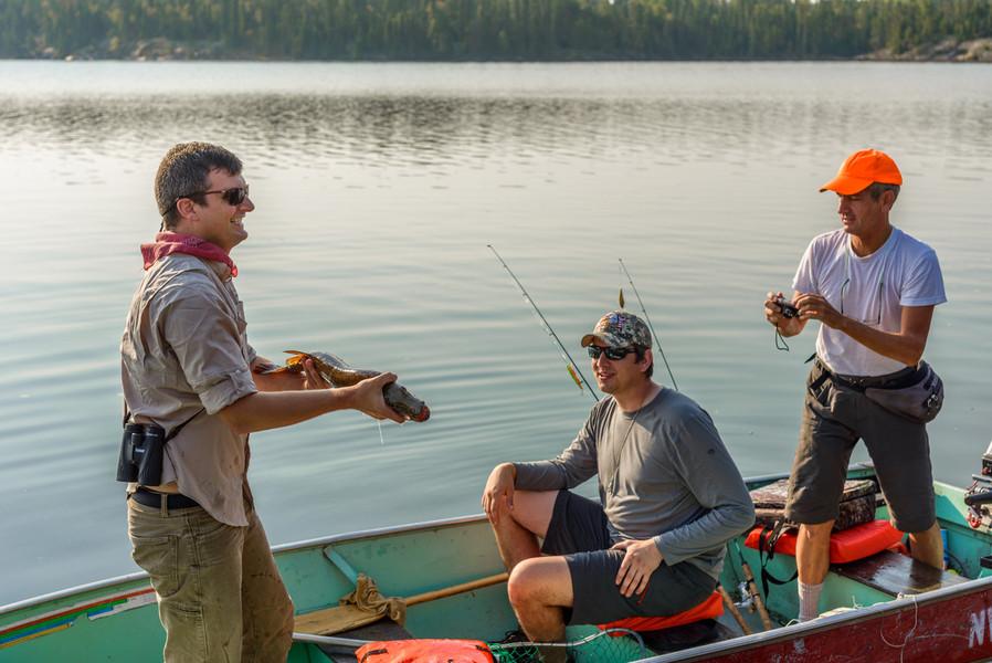 Northwest Flying Inc. Asheigamo Lake Campsite