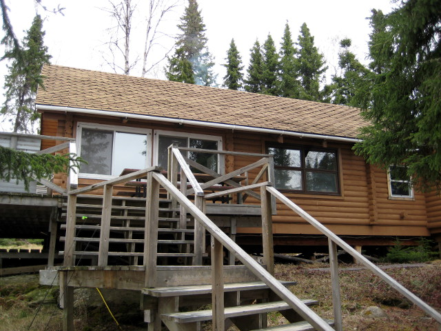 Northern Wilderness Outfitters Birch Lake Outpost