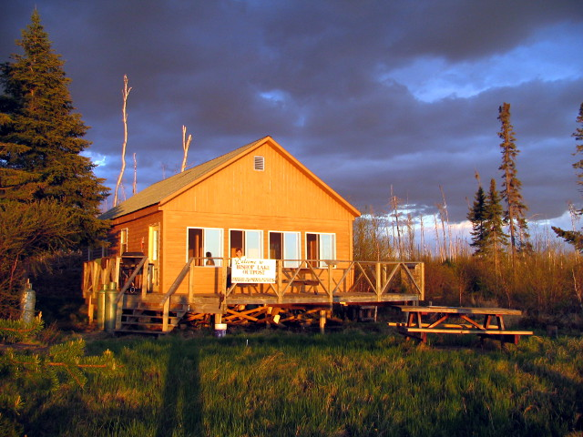 Northern Wilderness Outfitters Bishop Lake Outpost