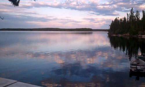Pickerel Arm Camp & Ontario Sunset Fly-Ins Blackstone Lake Outpost