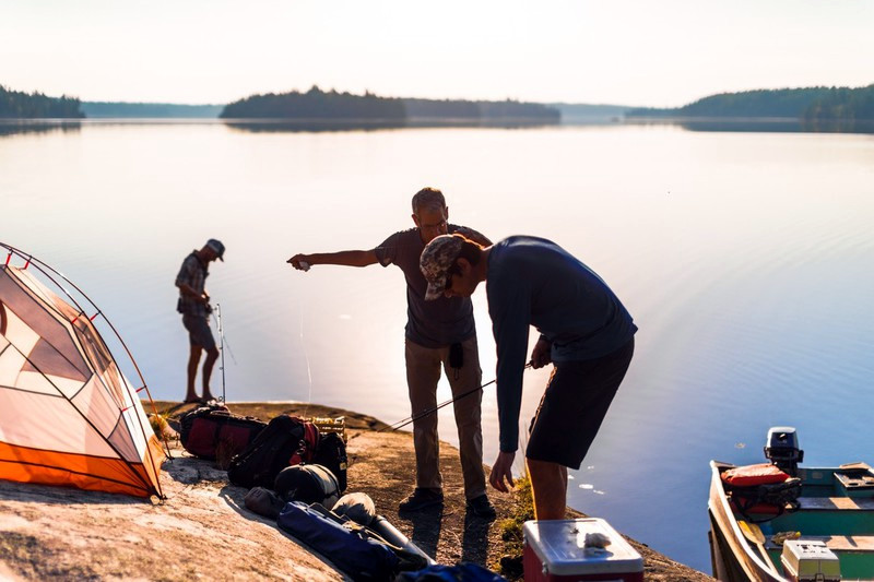 Northwest Flying Inc. Barass Lake Campsite