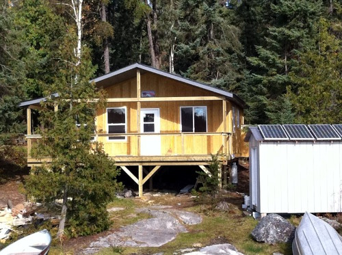 Northwest Flying Inc. Cleftrock Lake Outpost