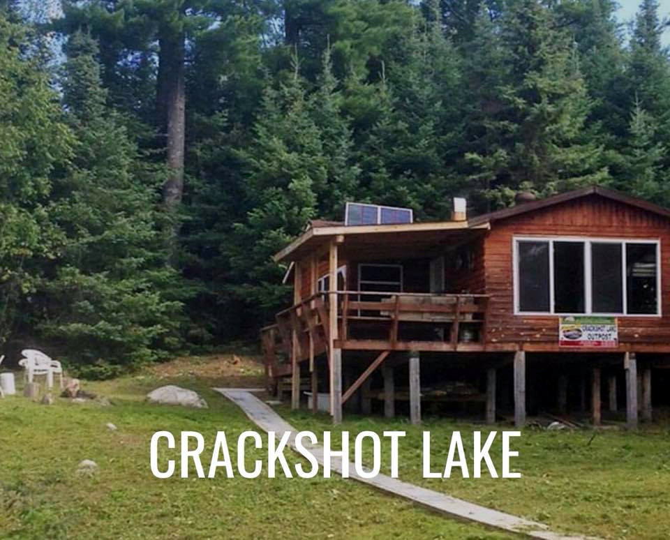Melaire Ltd. Crackshot Lake Outpost