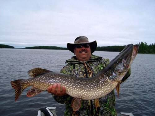 Pickerel Arm Camp & Ontario Sunset Fly-Ins Fawcett Lake Outpost