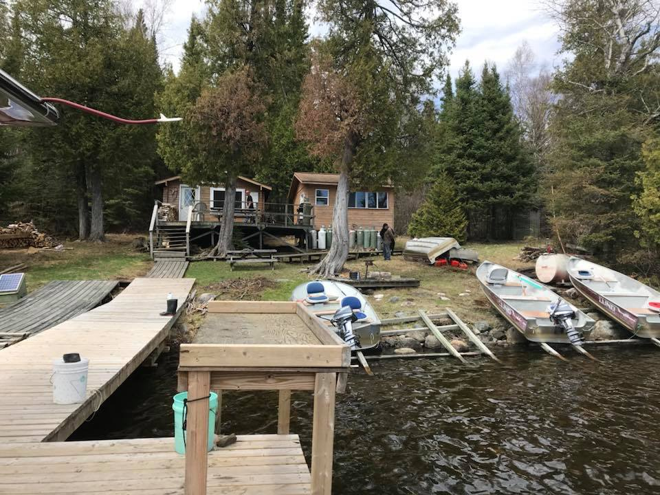 Northern Wilderness Outfitters Glitter Lake Outpost