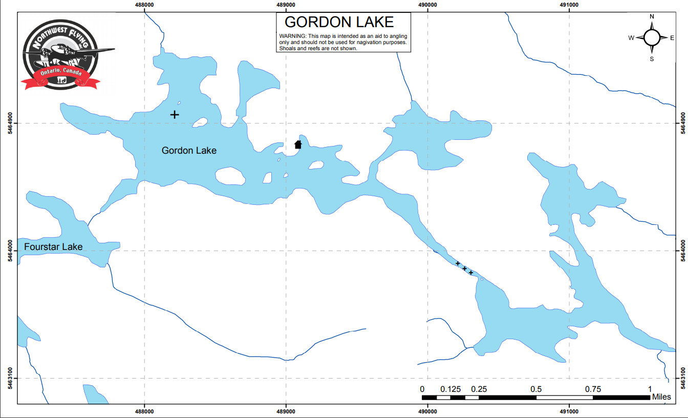 Northwest Flying Inc. Gordon Lake Outpost