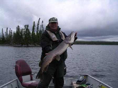 Ogoki Frontier Grayson Lake Outpost