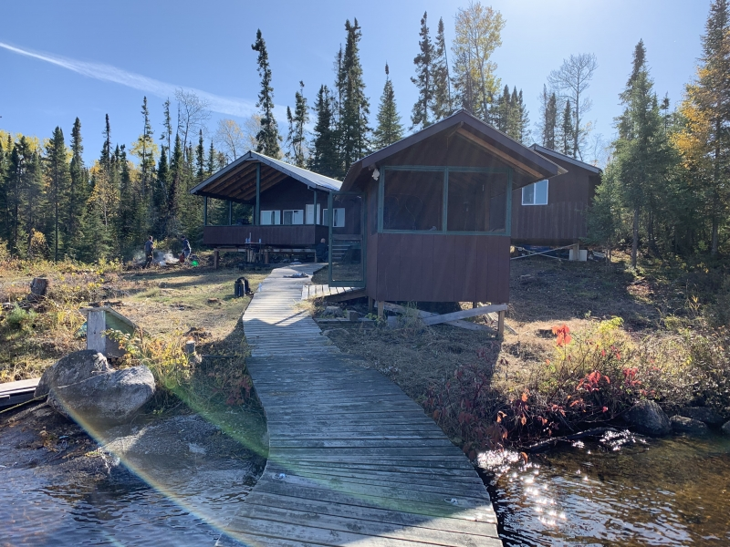 Clark's Resorts & Outposts Gull Lake North Outpost