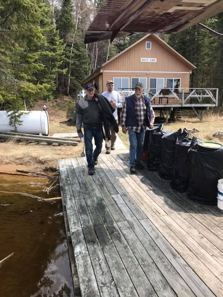 Northern Wilderness Outfitters Holly Lake Outpost