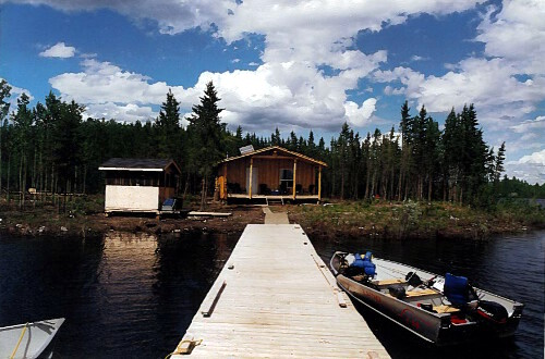 Moccasin Trails Adventures Kanuchuan Lake Outpost