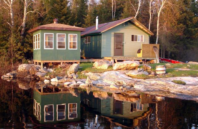Melaire Ltd. Kenorain Lake Outpost