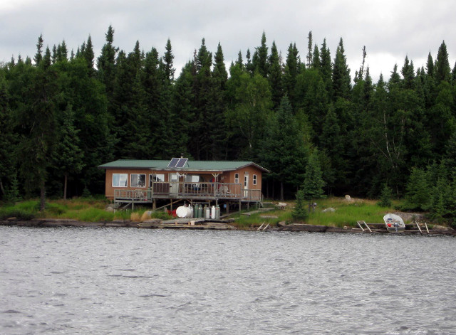Northern Wilderness Outfitters Little Shabumeni Lake Outpost