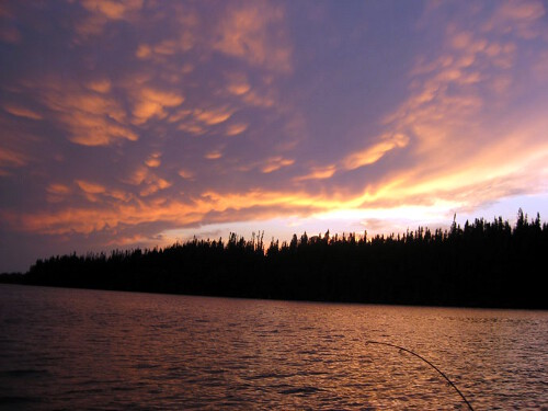 Pickerel Arm Camp & Ontario Sunset Fly-Ins Little Miniss Lake Outpost