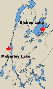 Northern Wilderness Outfitters Moberley Lake Outpost