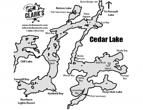 Clark's Resorts & Outposts Northern Lights Resort