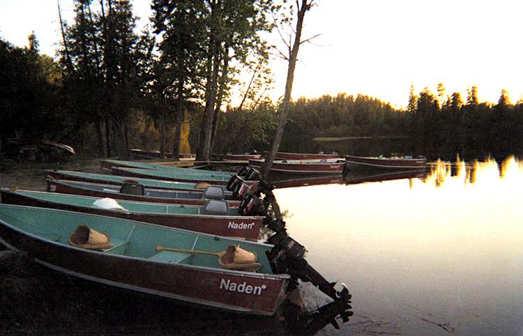 O'Sullivan Lake Outfitters