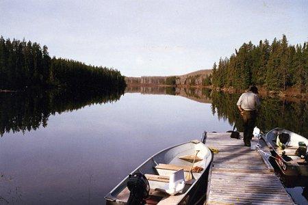 Ogoki Frontier Pawshowconk Lake Outpost