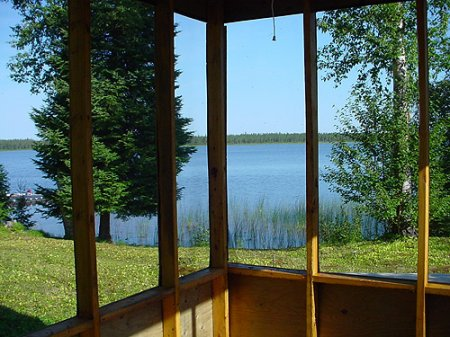 Ogoki Frontier Pickett Lake Outpost