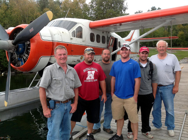 Pipestone Fly-In Outposts