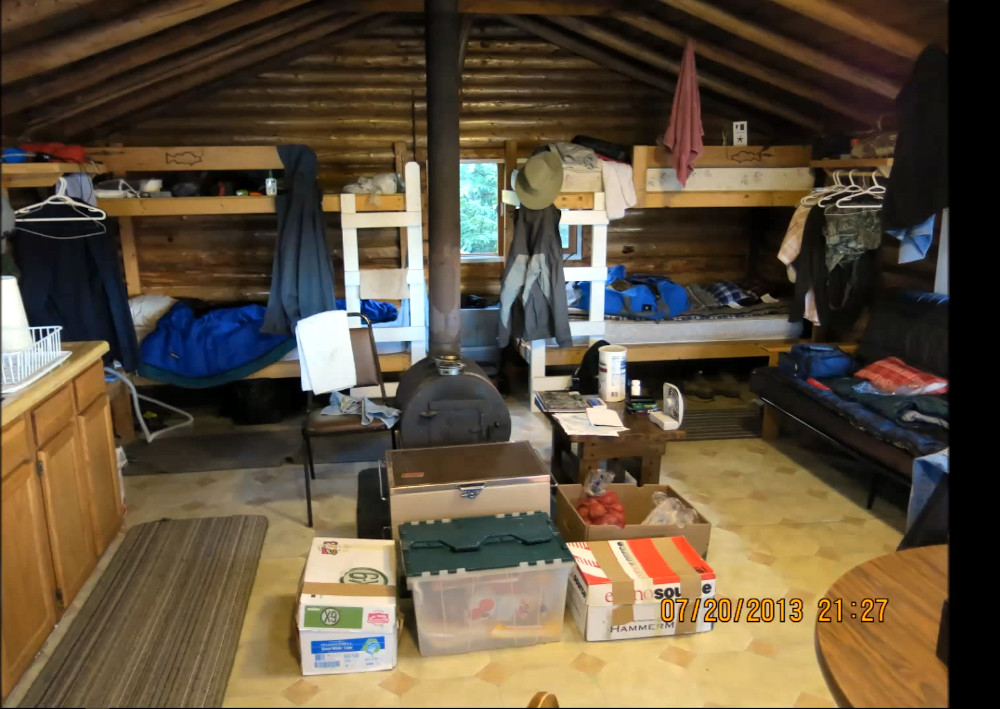 Northern Wilderness Outfitters Pipio Lake Outpost