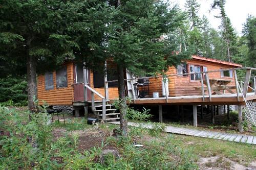 Moose Point Lodge Shikag Lake Outpost 2