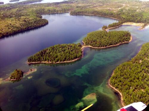 Northwest Flying Inc. Shingwak Lake Campsite