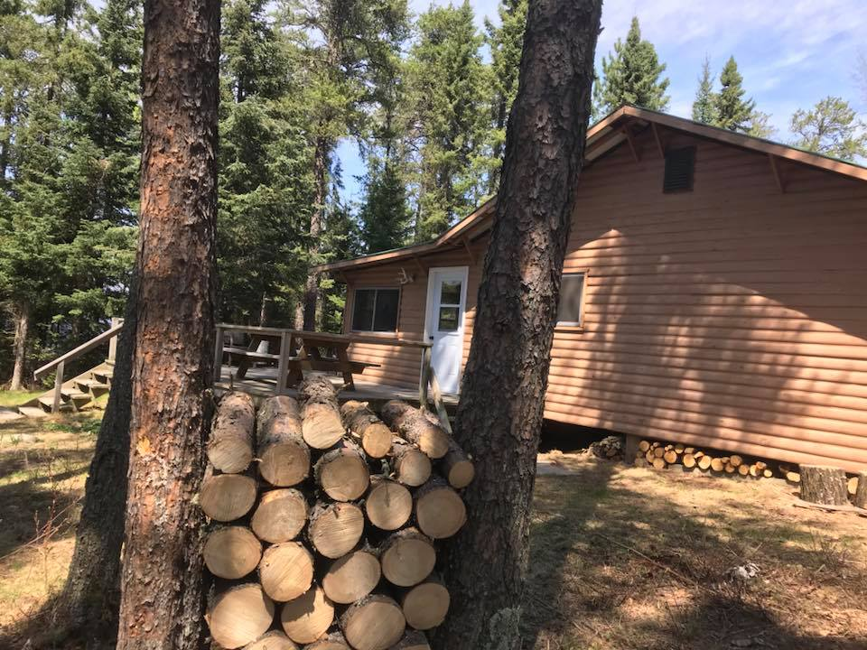 Northern Wilderness Outfitters Tessup Lake North Outpost
